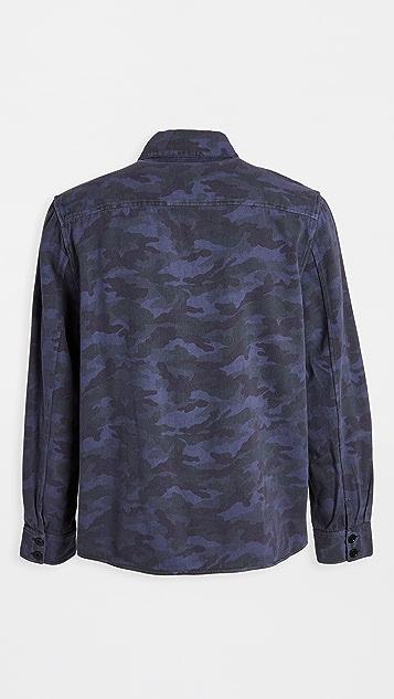 PS Paul Smith Reversible Overshirt