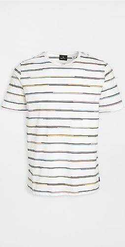 PS Paul Smith - Champ Stripe T-Shirt