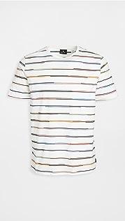 PS Paul Smith Champ Stripe T-Shirt