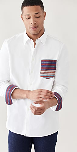 PS Paul Smith - Reg Fit Button Down Shirt