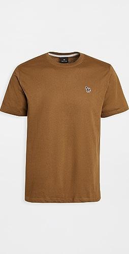 PS Paul Smith - Regular Fit Zebra T-Shirt