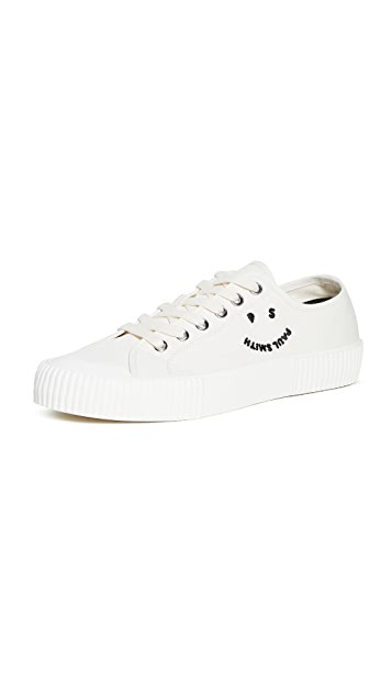 PS Paul Smith Isamu White Sneakers