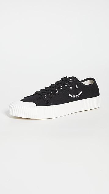 PS Paul Smith Isamu Black Sneakers