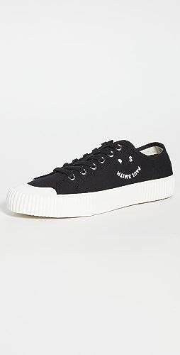 PS Paul Smith - Isamu Black Sneakers