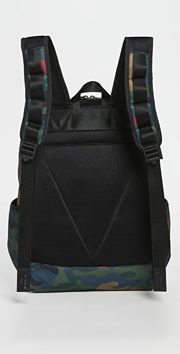 PS Paul Smith Camo Backpack