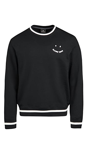 PS Paul Smith PS Face Sweatshirt
