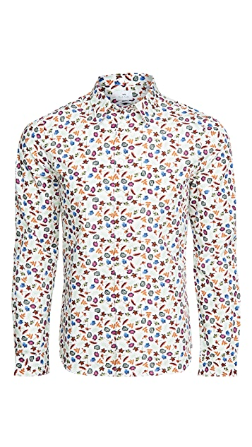 PS Paul Smith Tailored Fit Shirt