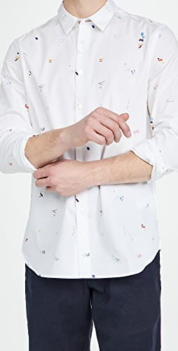 PS Paul Smith - Slim Fit Shirt