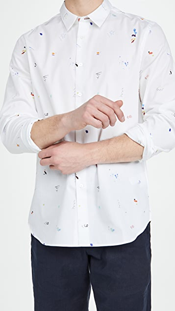 PS Paul Smith Slim Fit Shirt