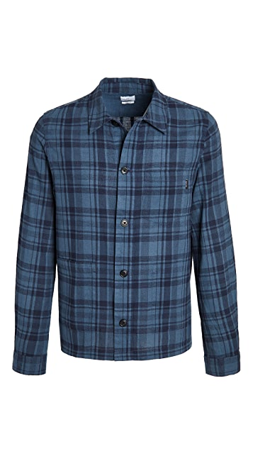 PS Paul Smith Casual Fit Overshirt