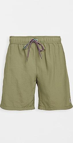 PS Paul Smith - Long Zebra Shorts