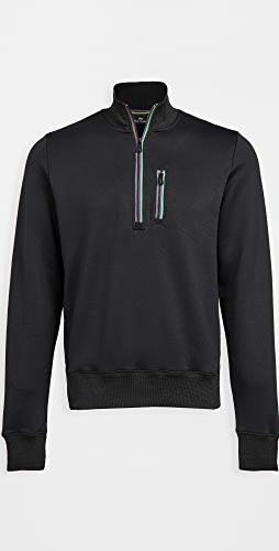 PS Paul Smith - Regular Fit Zip Top