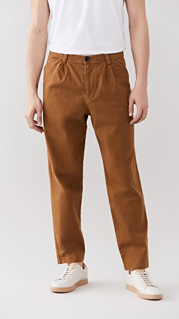 PS Paul Smith Mens Pleated Trousers