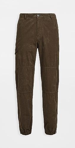 PS Paul Smith - Zip Hem Trousers