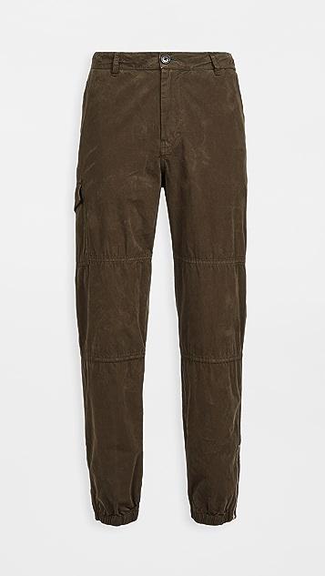 PS Paul Smith Zip Hem Trousers