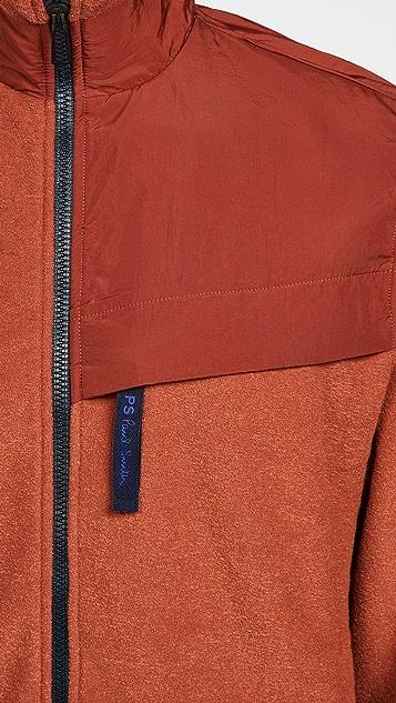 PS Paul Smith Zip Through Sweatshirt