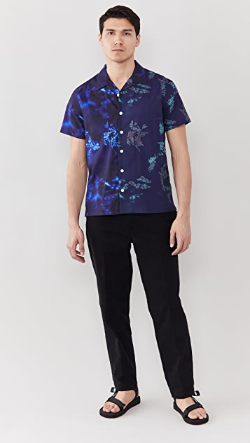 PS Paul Smith Casual Fit Mix Up Shirt