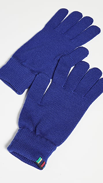 PS Paul Smith Wool Gloves