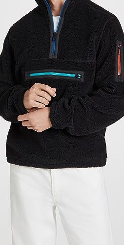 PS Paul Smith - Half Zip Sweatshirt