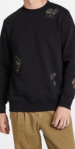 PS Paul Smith - Reg Fit Sweatshirt