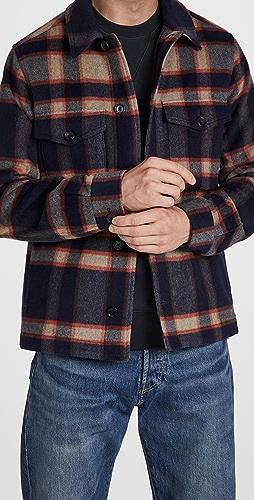 PS Paul Smith - Militart Overshirt