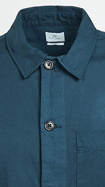 PS Paul Smith Mens Casual Fit Shirt