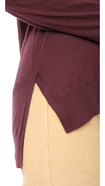 Pringle of Scotland Cashmere V Neck Sweater