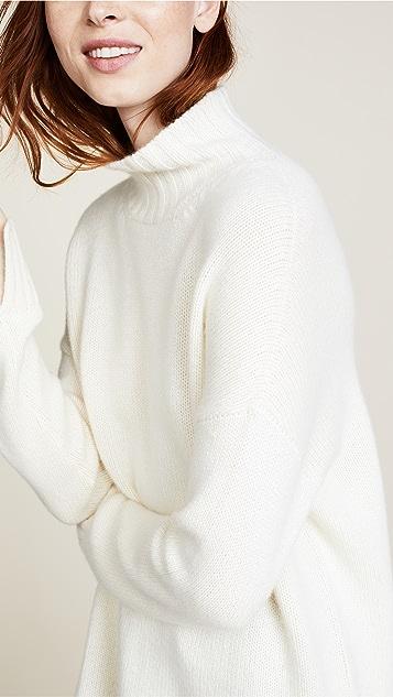Pringle of Scotland Roll Collar Sweater