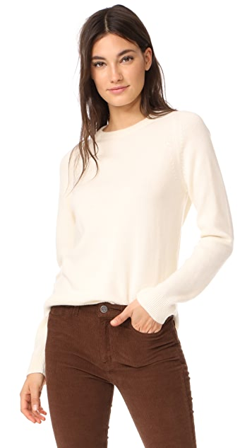 Pringle of Scotland Crew Neck Cashmere Sweater