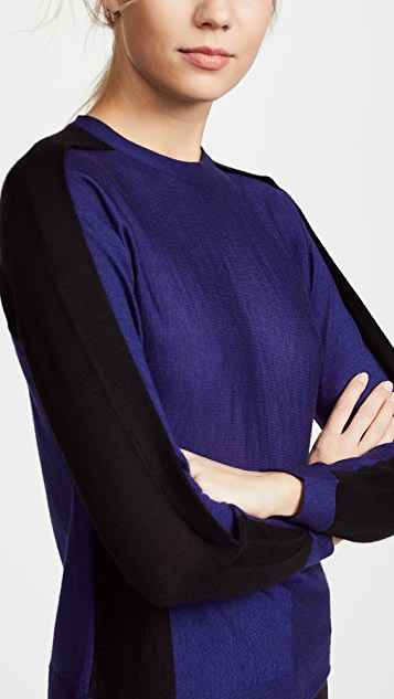 Pringle of Scotland Colorblock Sweater
