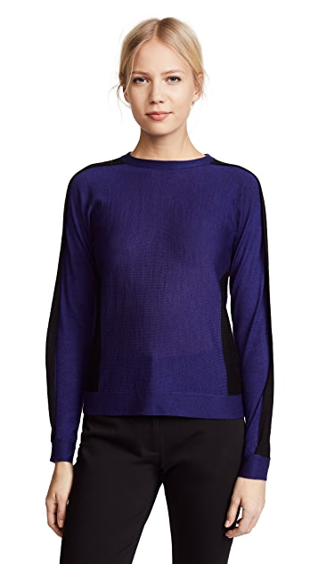 Pringle of Scotland Colorblock Sweater