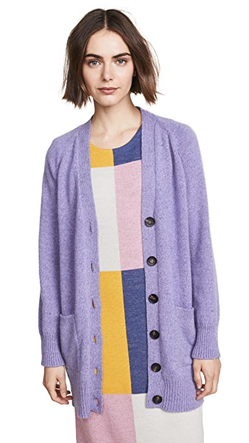 Pringle of Scotland Long Sleeve Cardigan