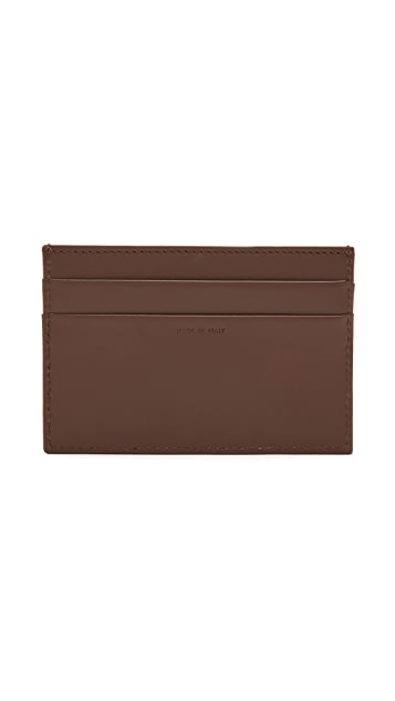 Paul Smith Interior Multistripe Credit Card Holder
