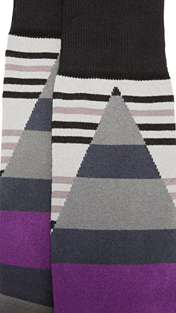 Paul Smith Double Diagonal Socks