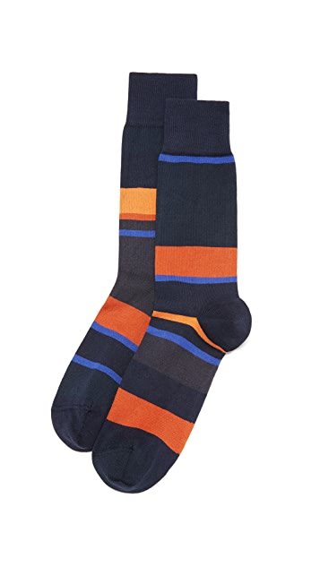 Paul Smith Odd Simple Stripe Socks