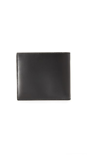 Paul Smith Welded Edge Billfold Wallet