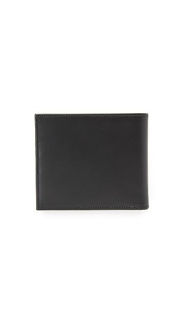 Paul Smith Interior Multistripe Billfold Wallet