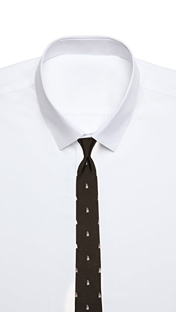 Paul Smith Ghost Tie