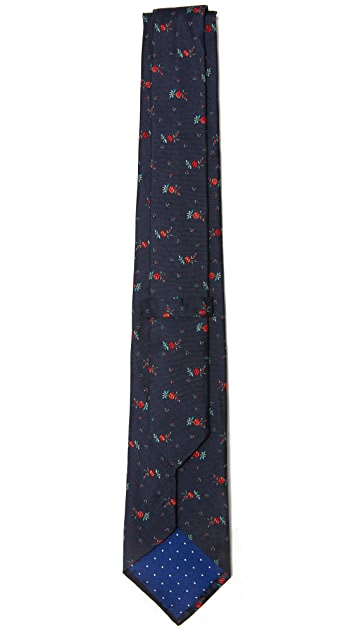Paul Smith Rose Tie
