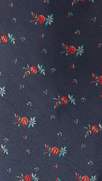 Paul Smith Rose Tie
