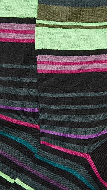 Paul Smith Town Stripe Socks