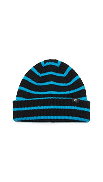 Paul Smith Neon Stripe Hat