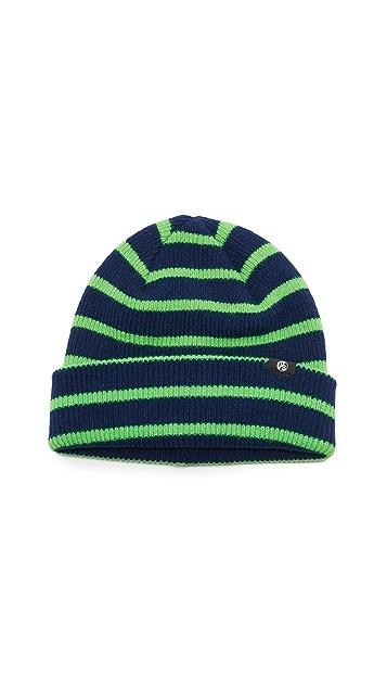 Paul Smith Neon Stripe Hat