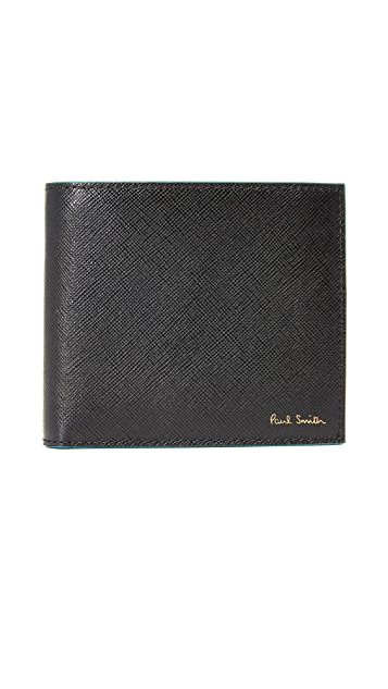 Paul Smith Saffiano Billfold Wallet