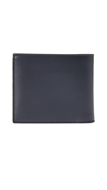 Paul Smith Color Band Billfold Wallet