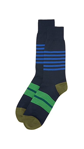 Paul Smith Stripes Socks