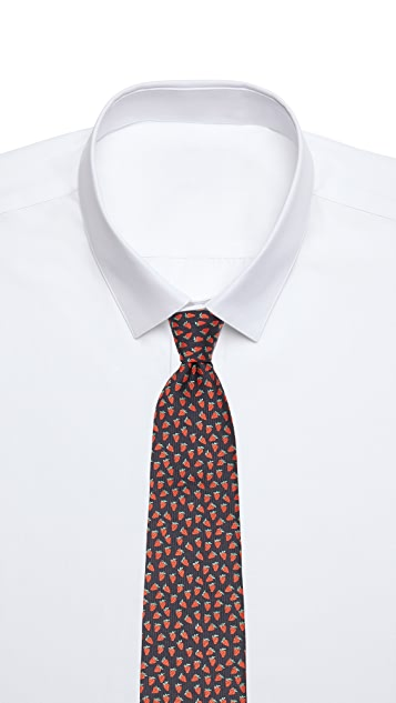 Paul Smith Mini Strawberry Tie