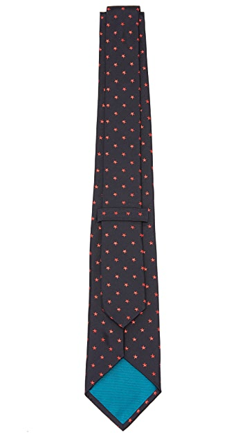 Paul Smith Mini Stars Tie