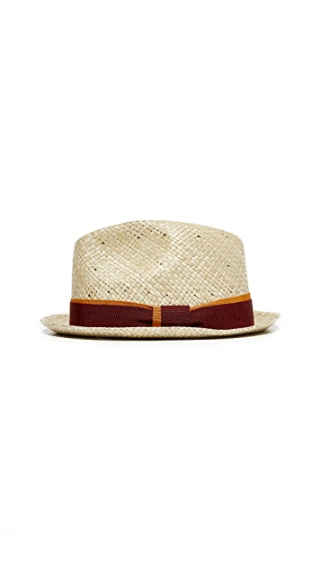 Paul Smith Pandan Straw Hat