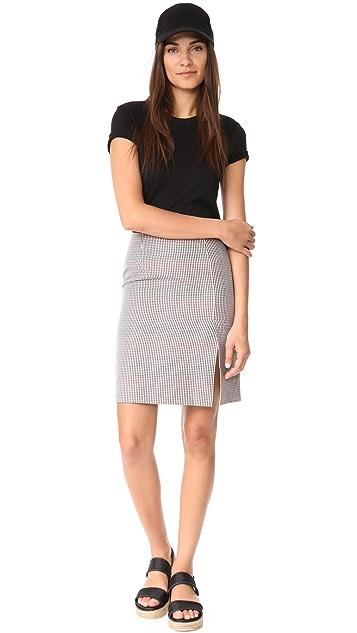 Paul Smith Check Skirt